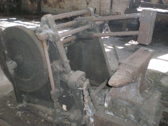 Blacker B Blacksmith Power Hammer