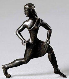 """Mujeres espartanas: la verdad silenciada de los """"300"""""""
