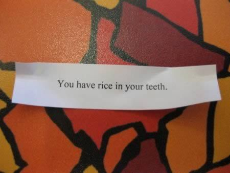 Another 15 Hilarious Fortune Cookies (fortune cookie, funny fortune cookies) - ODDEE