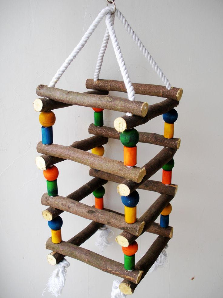 Diy Bird Toys : Best images about bird toys diy on pinterest