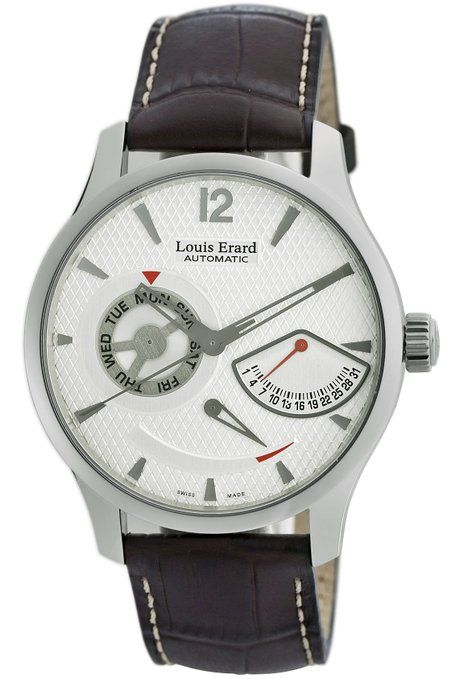 SPECIAL OFFER!  Louis Erard Men's 87221AA01.BDC52  You can save 51% ($2,275.00) on this beauty watch!  #louiserard #louiserardwatches #menswatches