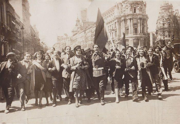 Catawiki online auction house: Isidoro Cámara - Madrid, II República Española