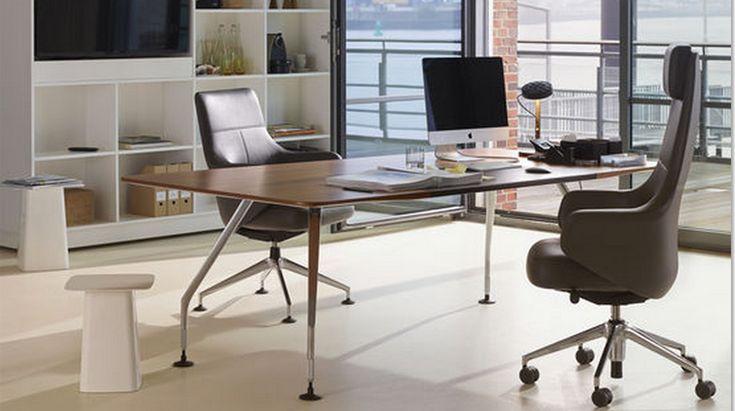El top 5 de las sillas de oficina para CEOs