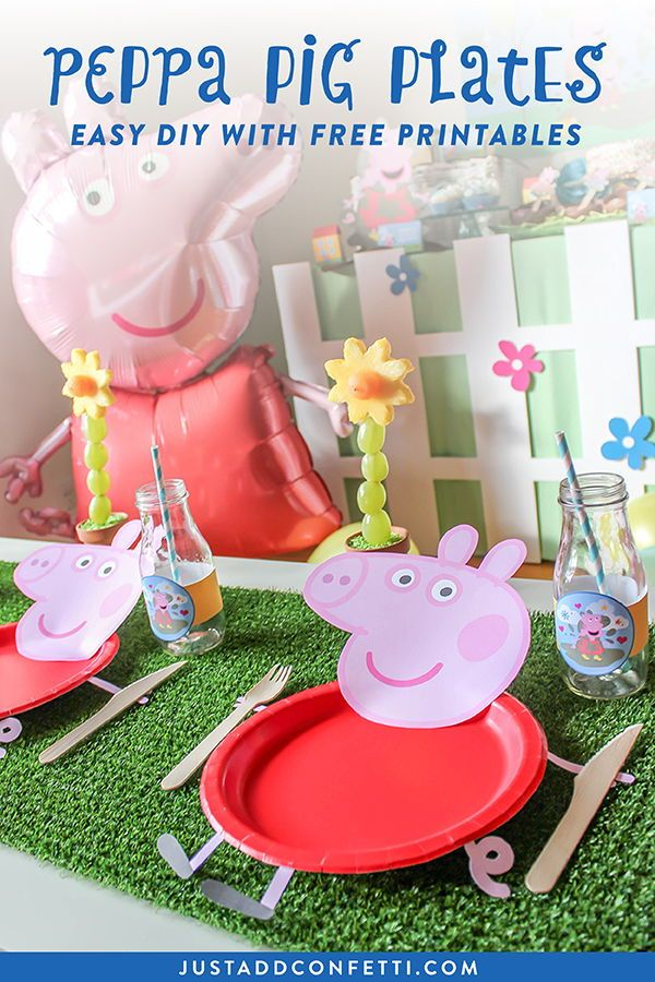 Peppa Pig Party Crafty 2 The Core Diy Galore Pig Birthday Cakes