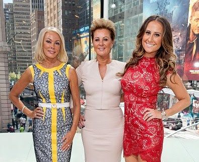 VIDEO: Jackie Gillies, Chyka Keebaugh And Janet Roach Dish On Their RHOMelbourne Co-Stars!