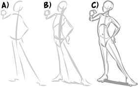 line drawing figure - Google Search