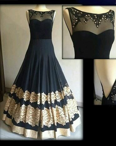 Get a brand new bollywood replica Lehengha Choli. Make your diva style by draping this Black color Lehengha Choli. Fancy & trendy look adds more glam to the sari. The Lehenga Choli is a perfect fit for all parties & occasions where you want to show your appearance. The Lehengha Choli comes with a Dhupian blouse piece multi which make its style double. -https://www.cooliyo.com/product/94823/black-heavy-stylish-designer-anarkali/