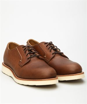 RED WING SHOES  POSTMAN 3101-AMBER HARNESS