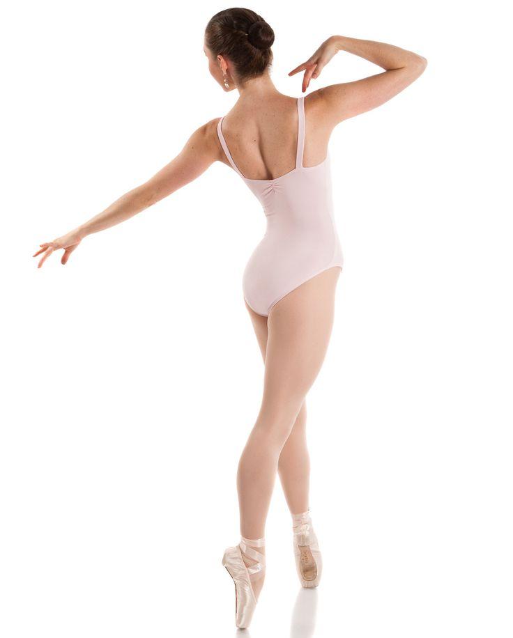 Dancewear Melbourne - Kids & Adults Dance & Activewear | Panel Front High Back Camisole