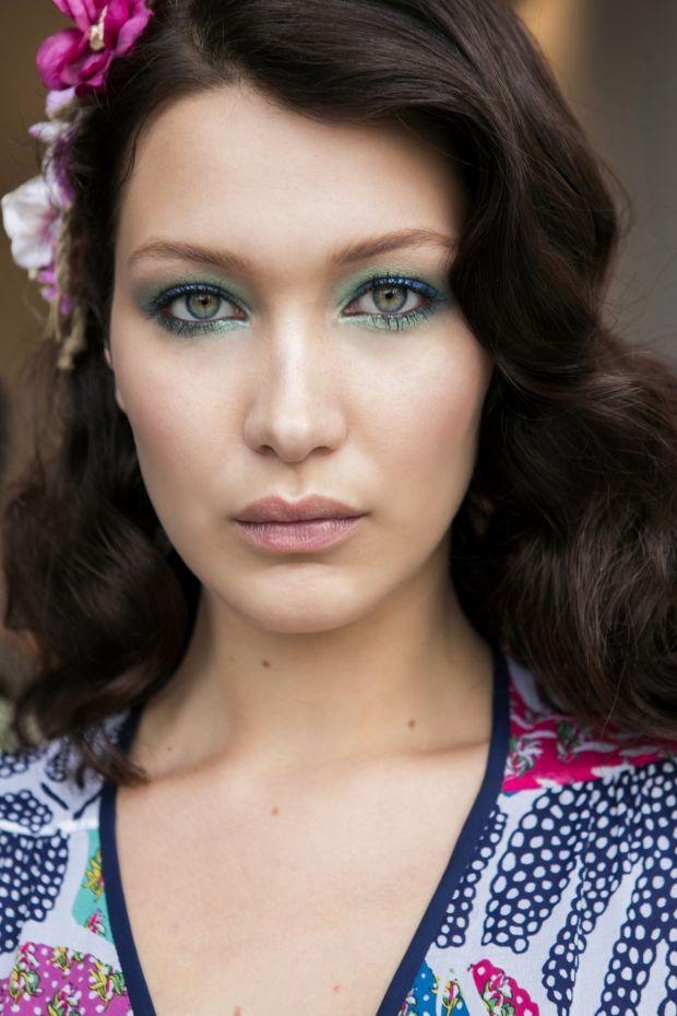 Пастельный макияж: 20 примеров, как наносить тени   Vogue Ukraine