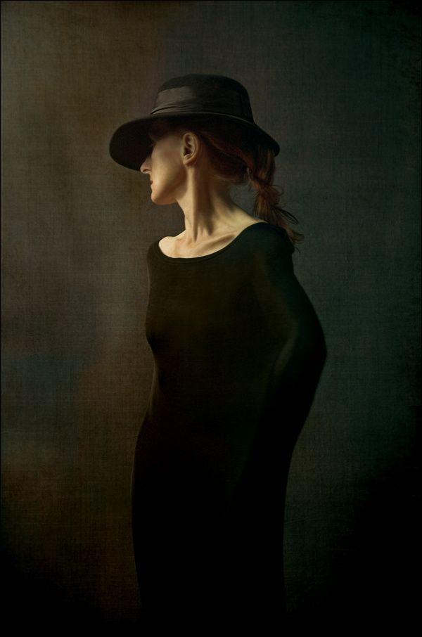 in black by Małgorzata Kossakowska on 500px