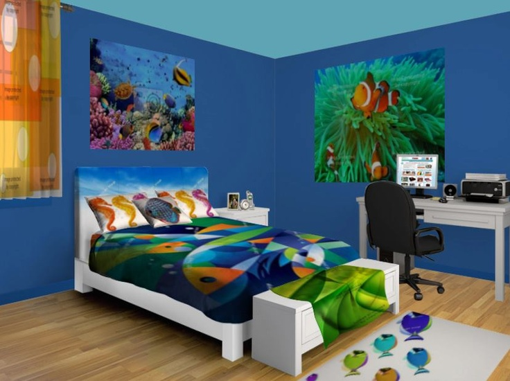 Vision Bedding.com. Drench Your Room In The Beautiful