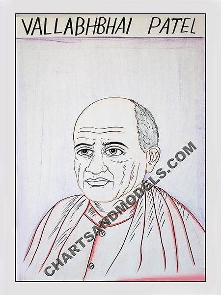 Buy Vallabhbhai Patel Charts Online In Delhi Buy Vallabhbhai Patel Charts Online for schools as well as students regarding their project.