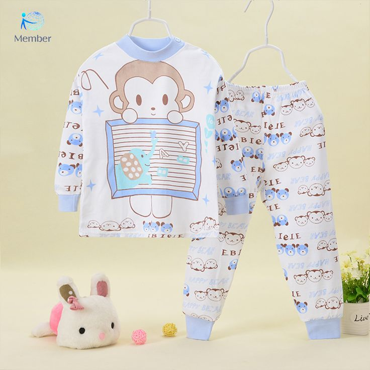 pijamas kids Combed cotton children's underwear pajamas for boys pyjamas kids pijama infantil kids children's pajamas girls 20#