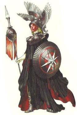 Pallas Athena - Megami Tensei Wiki: a Demonic Compendium of your True Self