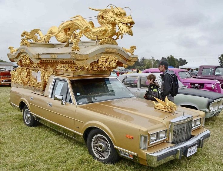 1986 lincoln continental town car pickup japanese hearse