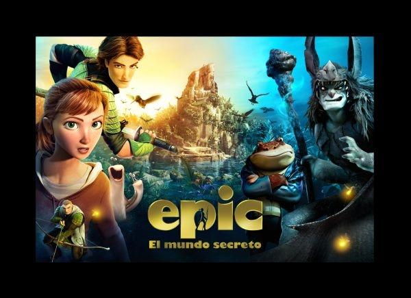 Gameloft y Fox Digital Entertainment están orgullosos de anunciar el lanzamiento del juego oficial para móvil de El Reino Secreto, la tan esperada aventura de animación en 3D de Blue Sky Studios.