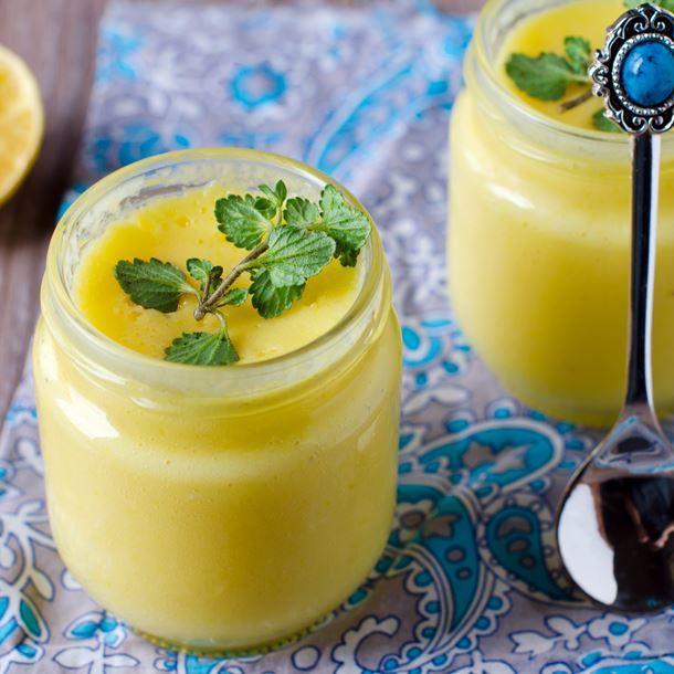 Mousse à l'ananas au Thermomix©