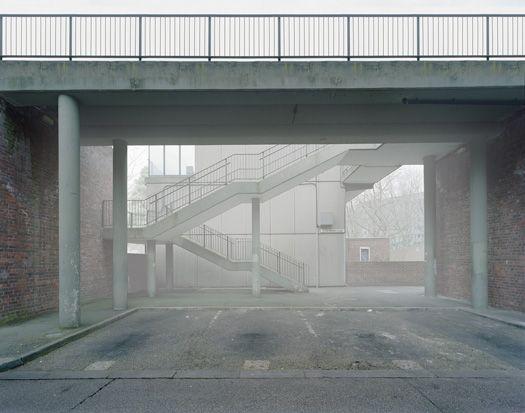 HEYGATE ESTATE | ELEPHANT & CASTLE | WALWORTH | LONDON BOROUGH OF SOUTHWARK | LONDON | ENGLAND: *Completed: 1974; Demolished: 2011-2014; Designed By: Tim Timker* Photo: Simon Kennedy