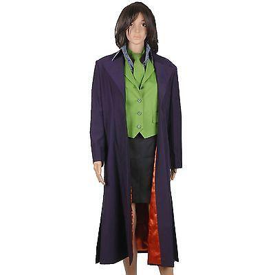 Joker Costume Womens