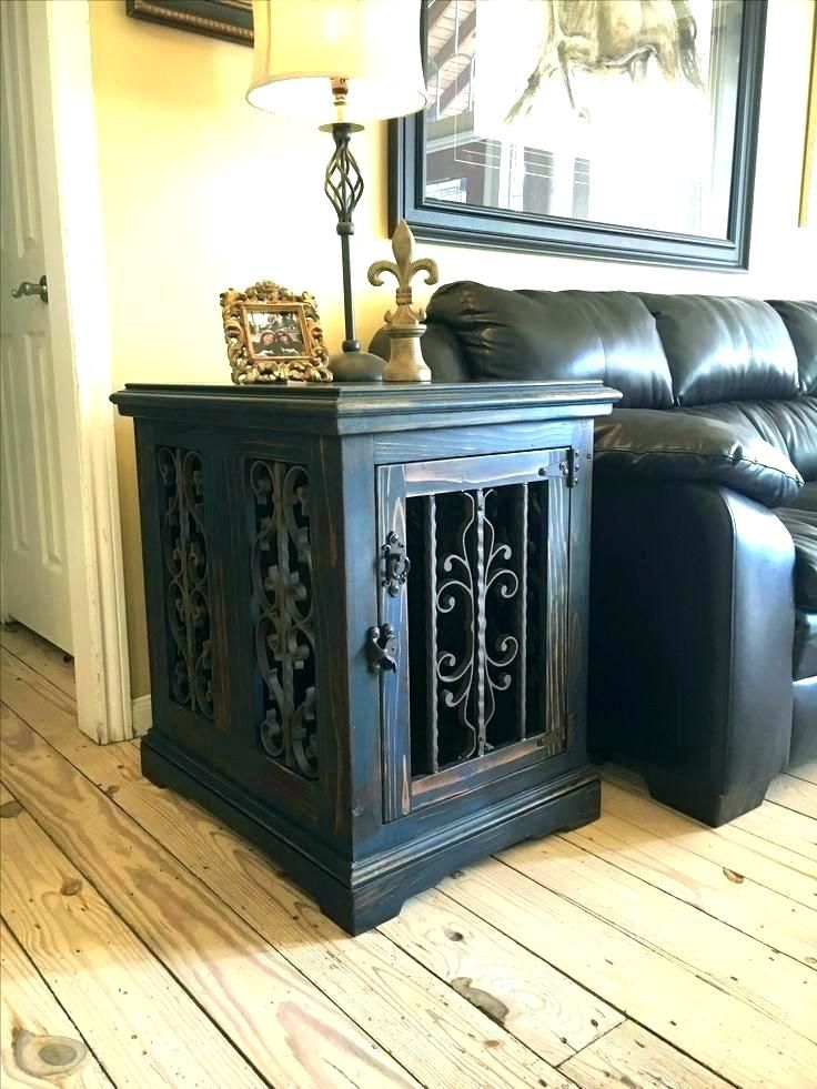 Dog Crate End Table Dog Crate Table Dog Kennel End Table Dog Kennel Coffee Table Crafty Dog Kennel Coffee Wood Diy Dog Kennel Dog Crate End Table Diy Dog Crate