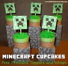 minecraft coloring pages cake - photo#31