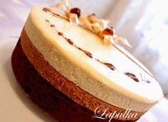Торт -Три шоколада