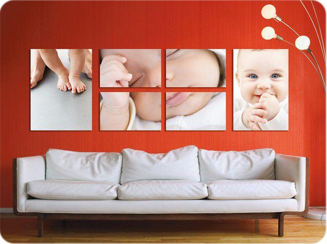 décoration murale à partir de photo