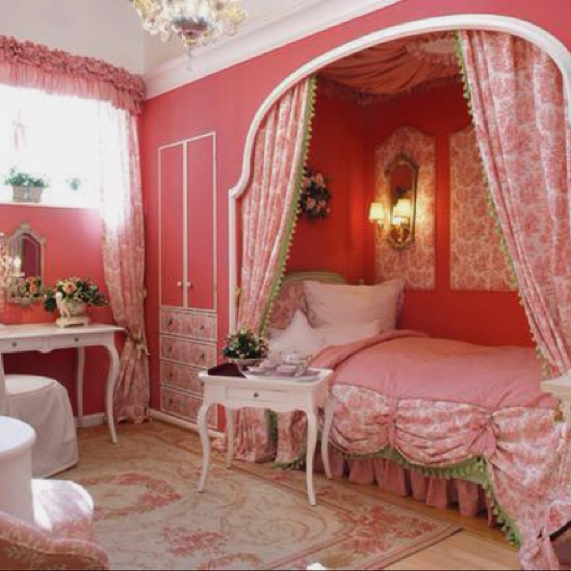 Best Girl S Bedrooms Images On Pinterest Architecture Home
