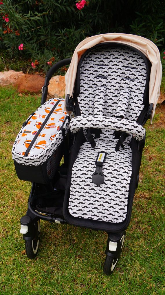Bugaboo Donkey Pram Liner & Basket Cover/Insert PDF Sewing