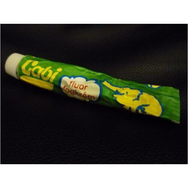 My favourite toothpaste ever!!!