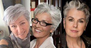 of wat ouder, deze kapsels zijn echt geschikt voor iedere vrouw! Een piekerig kort kapsel maakt ieder uiterlijk lekker pittig en is mooi in alle haarkleuren! Tag jouw vriendin die deze piekerige modellen niet mag missen!