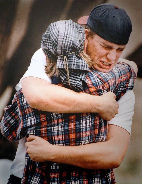 Columbine - 2000 Pulitzer Prize, Spot News Photography, Rocky Mountain News Staff, Rocky Mountain News