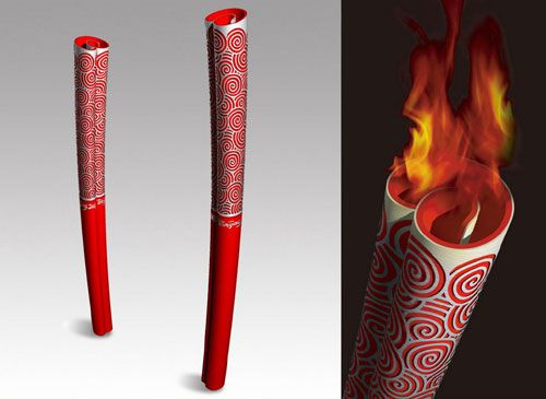 2008 Beijing Olympic Games Torch