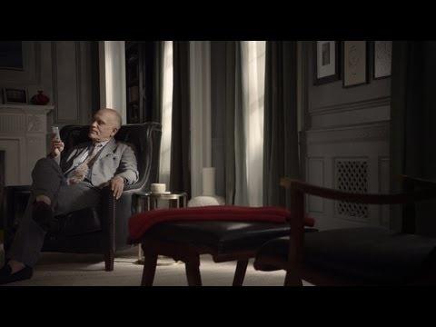 Jhon Malkovich en el nuevo comercial de Apple