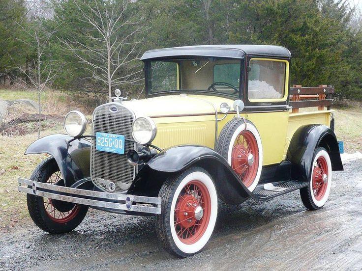 Best Car Model A Ford Images On Pinterest Antique Cars
