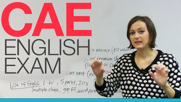 Are you thinking of taking the CAE exam?