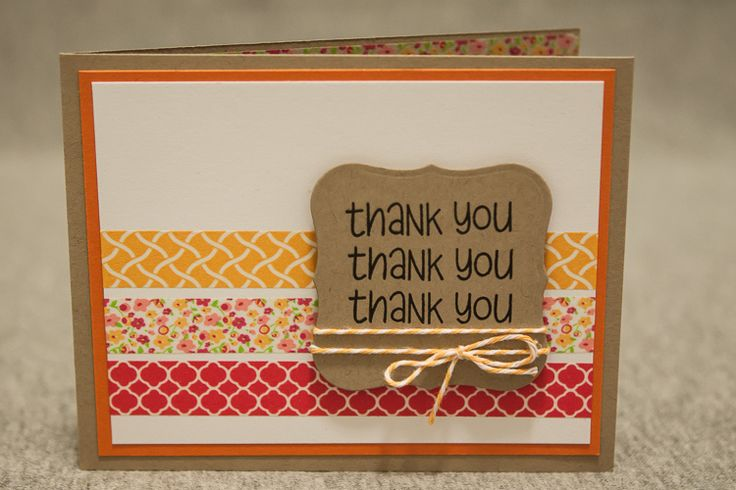 Thank you, washi tape card...fun idea:). Could change to happy birthday