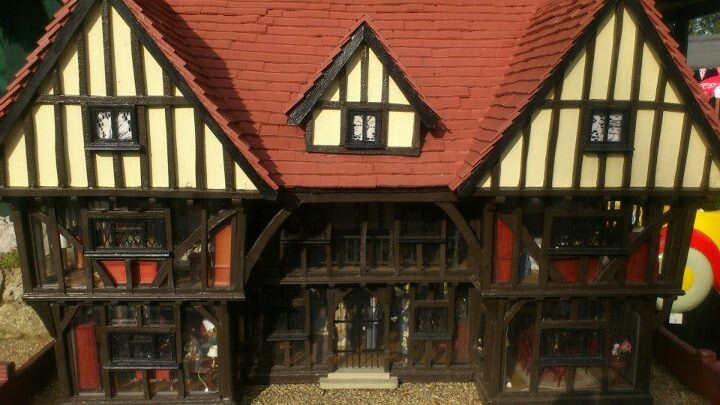 Model village, beaconsfield, England
