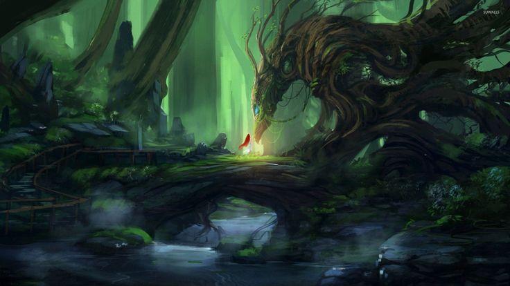 """Képtalálat a következőre: """"fantasy tree wallpaper"""""""