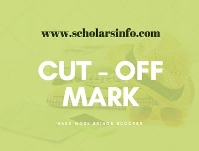 SCHOLARSiNFO: Tansian University Cut off Mark 2017/18 - Cut Off Point for All Courses | www.tansian-edu.com
