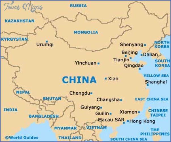 cool Shenyang Map