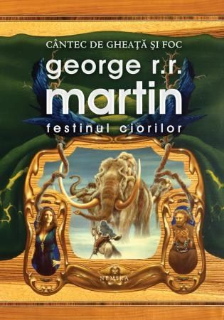 Festinul Ciorilor (Hardcover) de George R.R. Martin