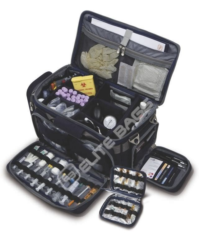 Sports therapy medical bag / emergency - MEDIC'S EB06.001 - ELITE BAGS