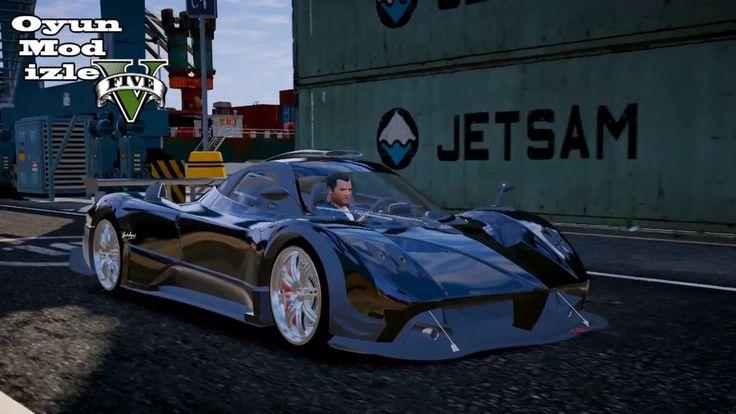 GTA 5 Gerçeklik Modu (GTA 6 Grafik) 4K Video
