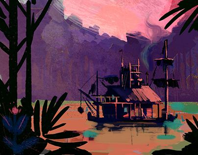 """Check out new work on my @Behance portfolio: """"Personal illustrations""""…"""