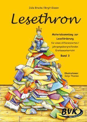 Lesethron Band 3: Amazon.de: Julia Bracke, Birgit Giesen: Bücher
