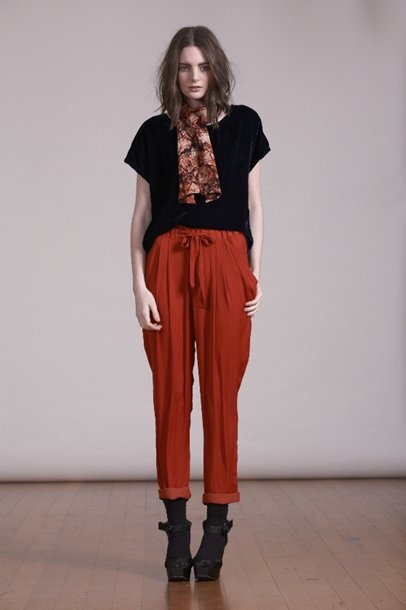 Kingan-Jones - Blaze Tee in Velvet with Jetsetter Pant