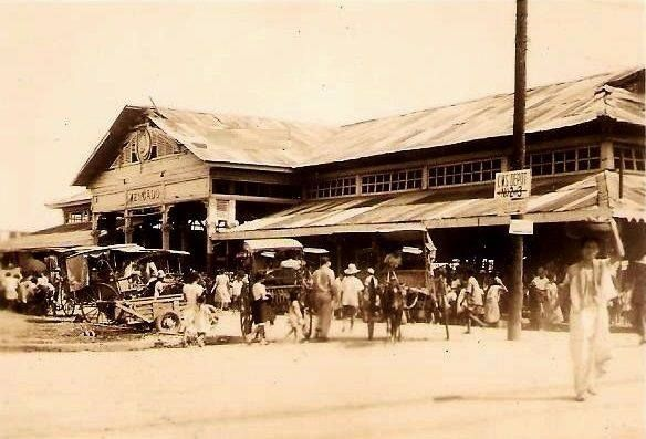 Pritil Public Market Location Juan Luna St Tondo Manila Philippines Wayback 1940 S In 2020 Tondo Philippines Philippines Culture