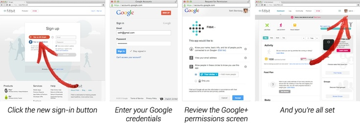 Google Takes on Facebook, Twitter With Google+ Sign-In